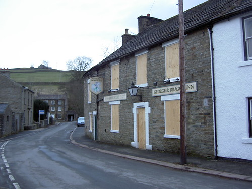 The George and Dragon Inn, Garrigill, Cumbria