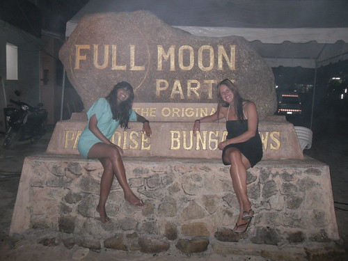 Full Moon with Sam