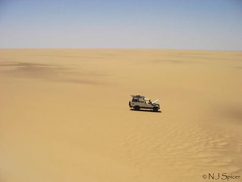 Desert trip, Egypt