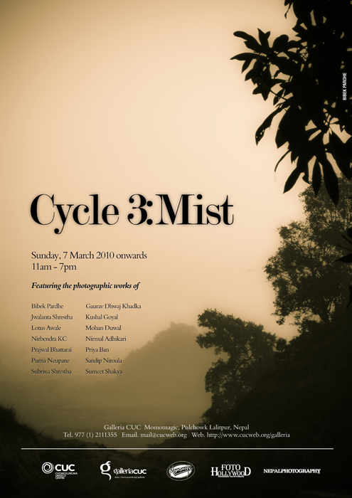 Cycle 3 Mist @ NEPALPHOTOGRAPHY.org