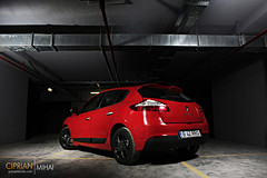 MeganeTCe4 (CiprianMihai) Tags: cars photography automotive renault megane 430ex tce 40d golfuletzstudio
