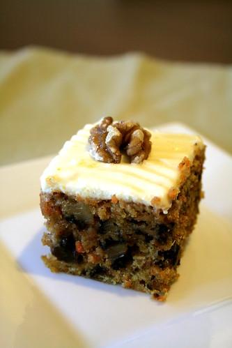 Carrot cake 140