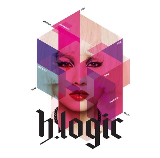 CrimsonRain.Com [Album] Lee Hyori - H-Logic