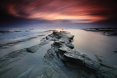 The Scars, Cresswell (Alistair Bennett) Tags: longexposure seascape sunrise coast rocks northumberland cresswell thescars canonefs1022 nd110 nd30 scuddingclouds gnd09he gnd06se brighead