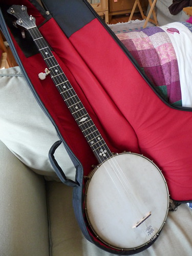 Grandpa's banjo
