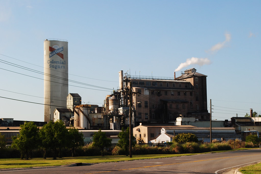 the former colonial sugars refinery