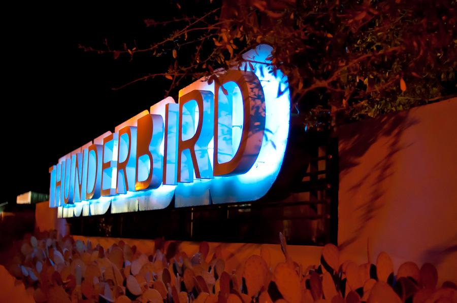 Thunderbird Marfa