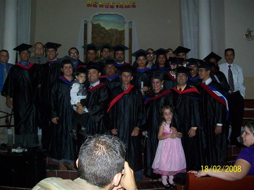 19 of the Second Generation Graduates
