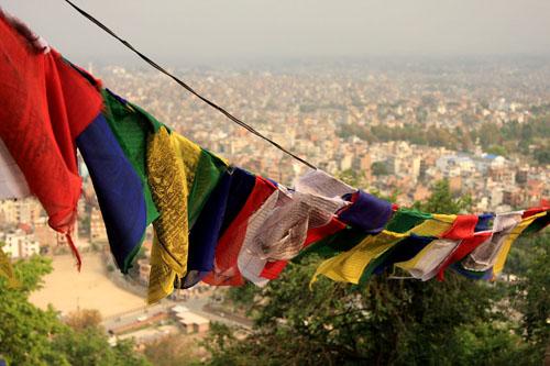 Dwa dni po lądowaniu, czyli pierwsze wrażenia z Kathmandu