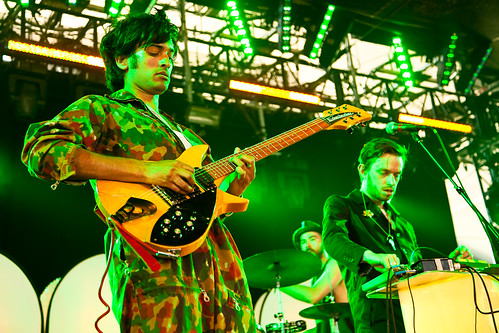 Yeasayer @ Coachella 2010