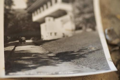 Alte Postkarte