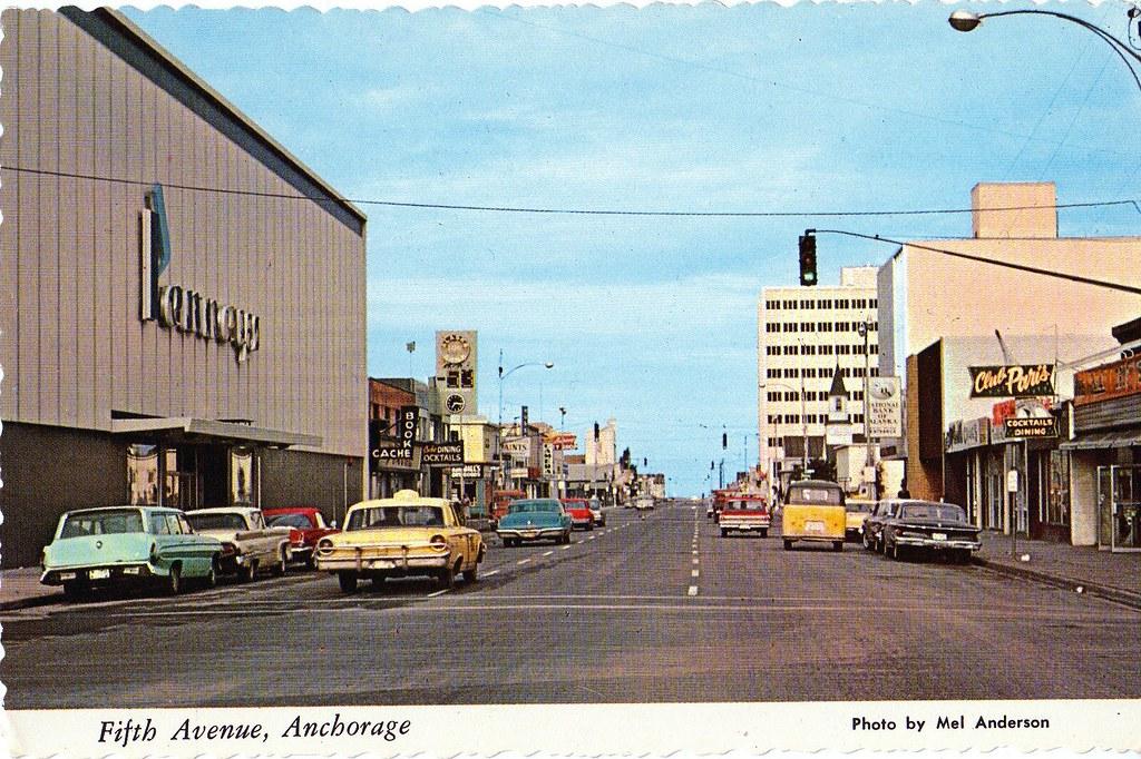 5th Avenue Anchorage, Alaska