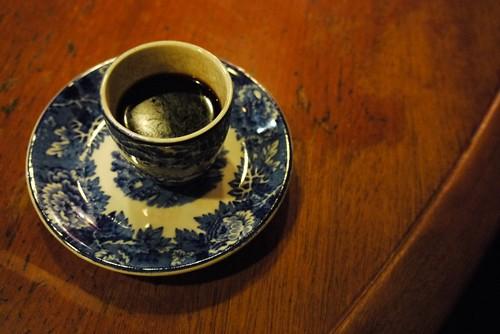 L'ambresso@Cafe de L'ambre