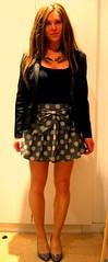 Skirt and Blazer (MissMajaRyan) Tags: