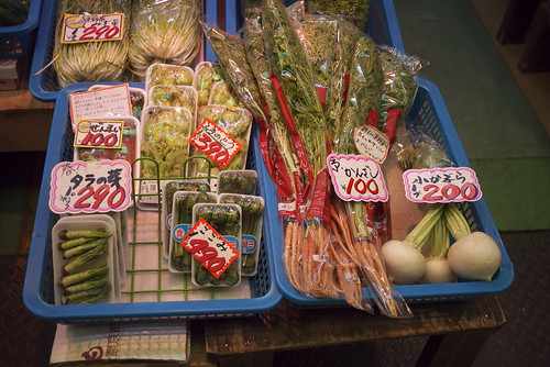 Kyoto vegetables