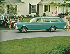 1968 Falcon station wagon