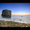 """""""We can only appreciate the miracle of a sunrise if we have waited in the darkness"""" (i.rashid007) Tags: uk longexposure morning sunrise northeast southshields marsden"""