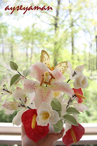 Gum Paste Flower