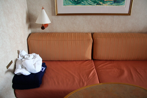 Carnival Spirit - Just the Sofa (Cabin 7160)