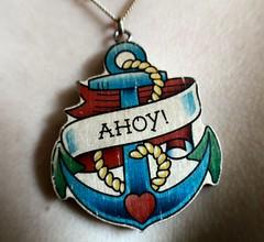 Ahoyhoy! (16/365) (Holcakes! Takes! All!) Tags: 365 ahoy blahblahblah ladyluckrulesok itseasy holliecook youcanlearnhowtobeyouintime