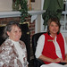 Janet McCracken, COO Union County Children's Center and Tracie Davis, Director of Campbell County Children's Center