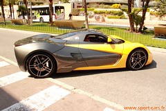 Marussia b2 b1 top marques supercar russe 2