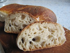 Hamelman's Baguettes with Poolish 001