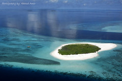 Picnic Islands of Maldives ( Ahmed Amir) Tags: sea vacation holiday beautiful island photo picnic heaven photographer photos earth unique awesome amir unclassified maldives ahmed