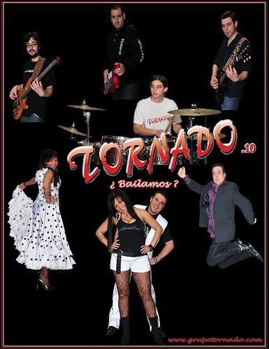 Grupo Tornado 2010 cartel