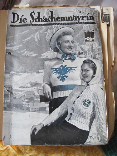 For the nationalist knitter