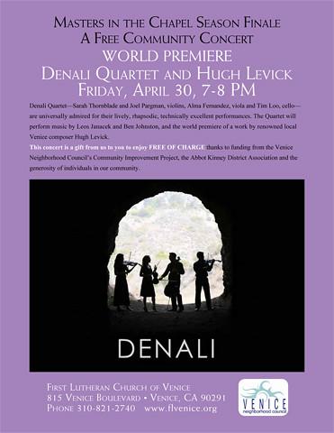 The Denali Quartet