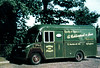 Calderwood Family Dairy Van,1970.