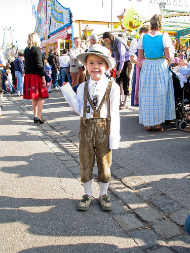 Germany: Bavaria - Oktoberfest