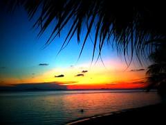 Sunset, Rawa Island
