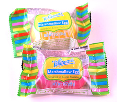 Whitman's Marshmallow Eggs Wrappers