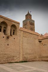 (Gonalo_Ferreira) Tags: africa mosque morocco maroc marrakech mosque lakoutoubia
