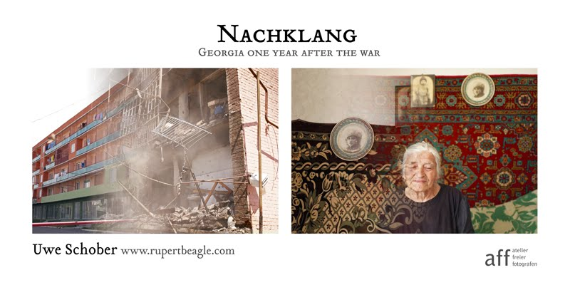 Nachklang, Photographs Uwe Schober, Text Laura Noble