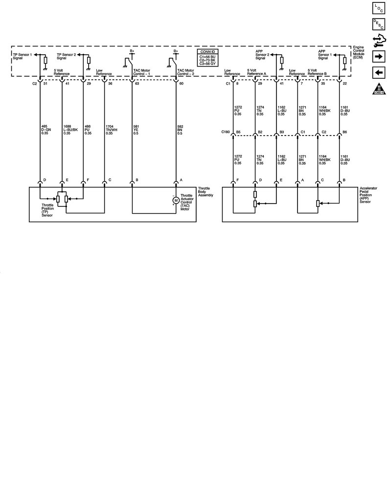 Gm Throttle Position Sensor Wiring Library 1983 Cruise Control Diagram Need Help Plz Ls2 Ls1 Tb Harness Rep P1516 Corvetteforum Chevrolet Corvette