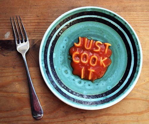 Just Cook It by @photolotte