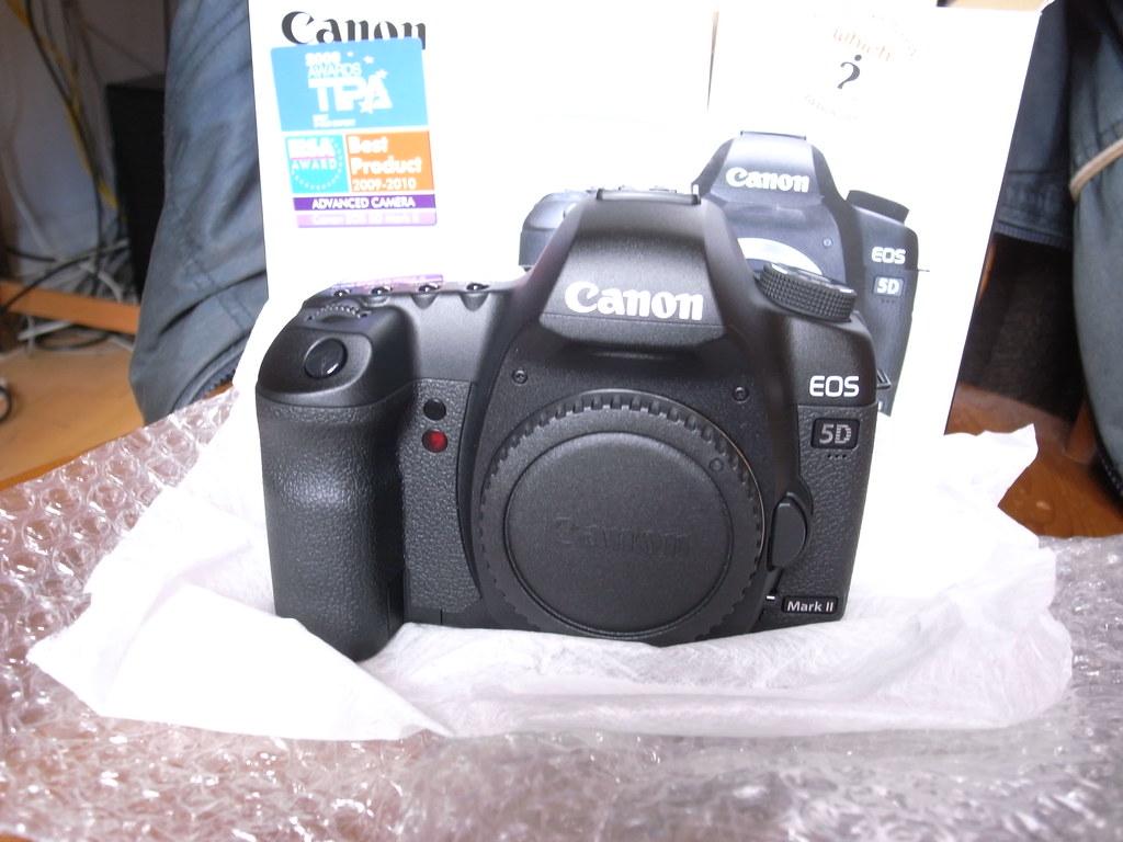 123/365 New Camera