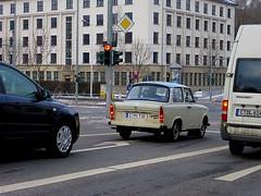 Go Trabi go (Uwe Kaufmann1) Tags: sachsen 2010 chemnitz trabi reichsstrase eckezwickauerstrase
