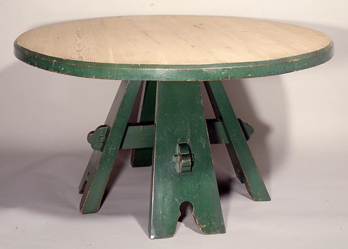 william morris furniture. Table by William Morris, 1856