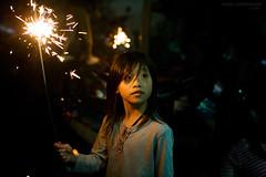 / Sparklers (Kovis) Tags: portrait female kid taiwan  miaoli    sanyi challengeyouwinner