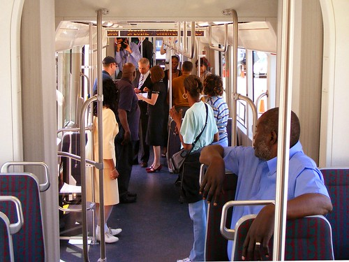 People Inside The Streetcar (2)