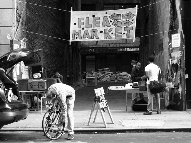 Flea Market, Chelsea