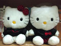 Hello Kitty x Daniel (9/365) (Fatcat   太い猫) Tags: hello school sorry rock japan cat toy mouse toys japanese hellokitty gothic kitty plush sanrio vietnam plushies kawaii meo 365project viiky gaubong 365toyproject 365toy kawaiithing