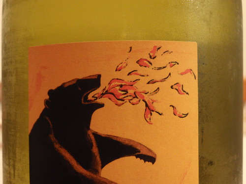 Fire-Breathing Bear