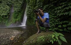 The waterfall of my dreams (super duper fly) Tags: bali waterfall munduk