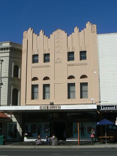 Davis's Buildings, Ballarat