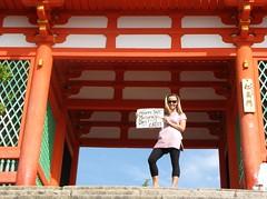 Kiyomizu Temple Entrance